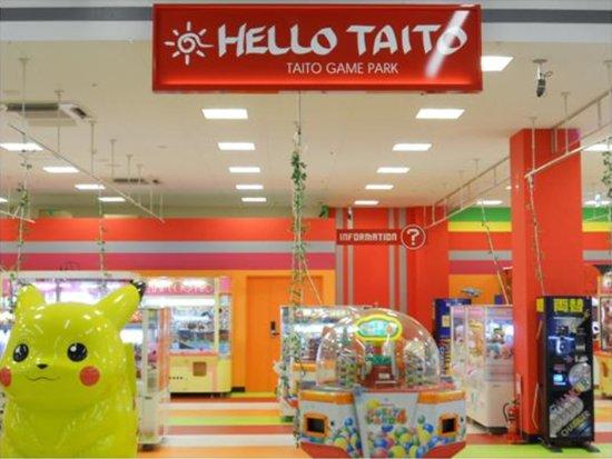 Hello Taito, Aeon Shichinohetowada Ekimae