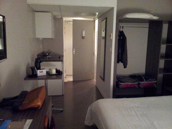 Vista d 39 assieme bild von hevea appart hotel valence for Valence appart hotel