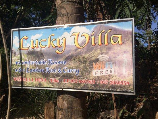Lucky Villa
