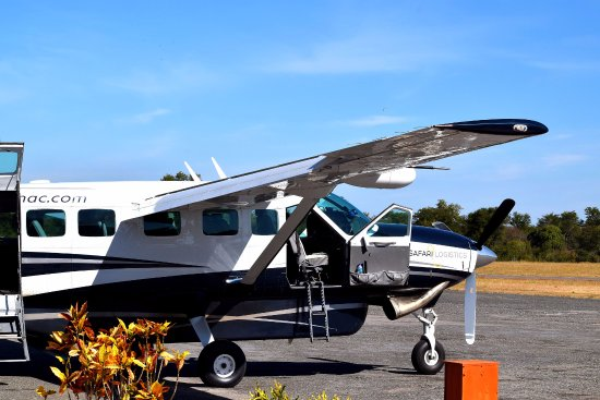 Bumi Hills Safari Lodge & Spa: Air transfer from Kariba Airport