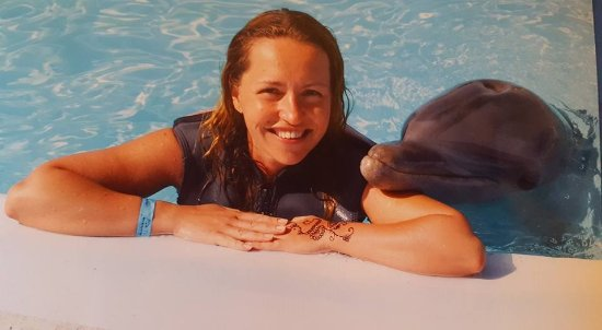 Naxxar, مالطا: Swiming with Dolphins