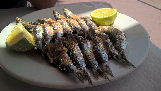 Gabi Fresh Sardines Only 2 Euros A Plate