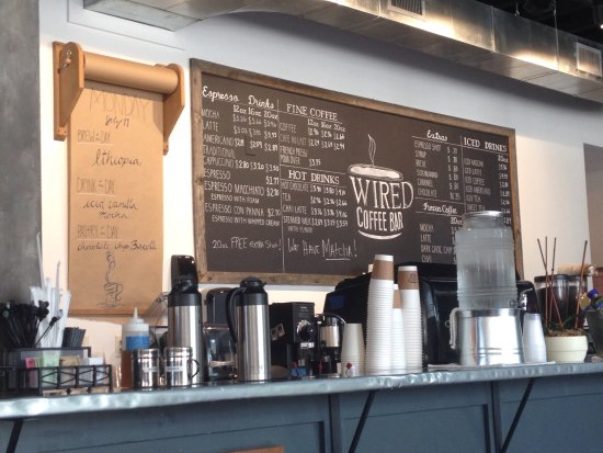 The Wired Coffee Bar, Ooltewah - Restaurant Reviews, Phone Number ...