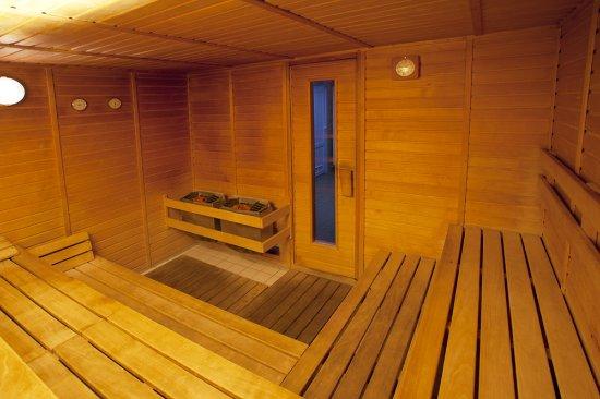 Extol Inn: Sauna