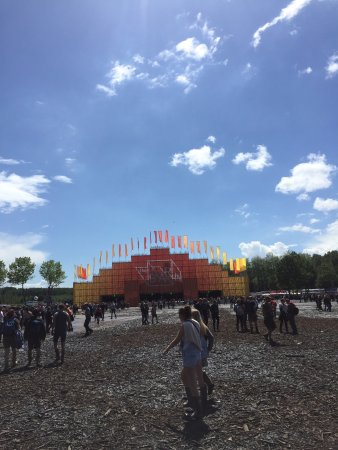 Hotels Near Rock Werchter Festival