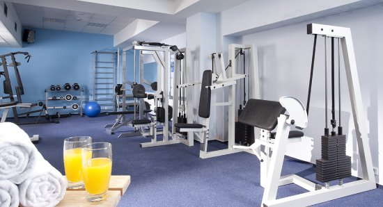 Extol Inn: Fitness