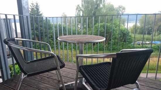Blick vom zimmer bild fr n bodenseehotel immengarten for Bodenseehotel immengarten