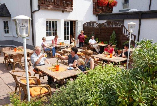 Kirchhundem, Germania: Terasse