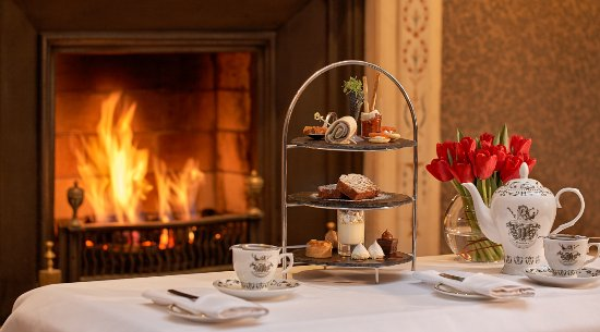 The Westin Dublin: Afternoon Tea in The Atrium Lounge