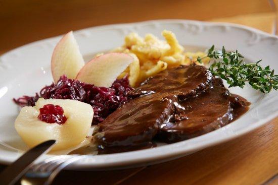 Kirchhundem, Alemania: Restaurant