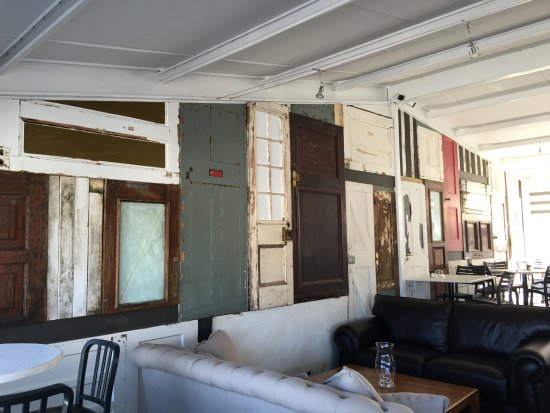 The Fork And Dagger Famous Wall Of Doors