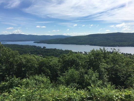 Prospect Mountain : Smuk udsigt
