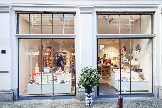 Spiegel Amsterdam 100% Dutch