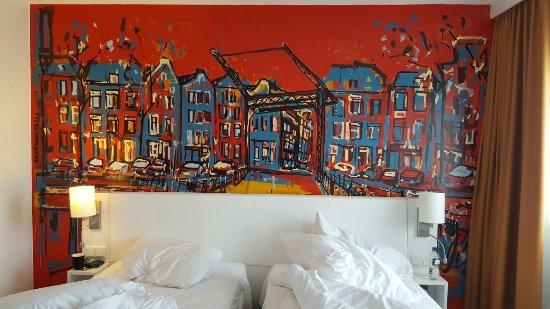 WestCord Art Hotel Amsterdam: 20160710_092434_large.jpg