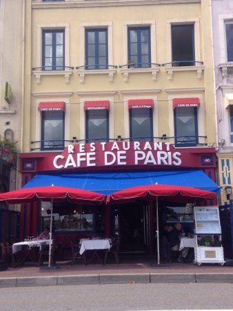 Cafe de Paris : Incredibly rude woman who runs this place ���� food overpriced & poor quality, Avoid at all cost