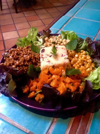 La Piratella : Salade de Mézzé royale !