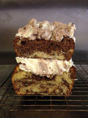 Южный Уэльс, UK: Homemade cake