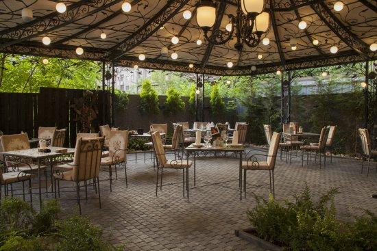 Solun Hotel & SPA: Terrace