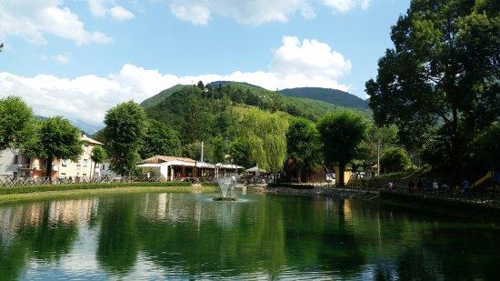 Il laghetto di visso foto di il laghetto di visso visso for Il laghetto