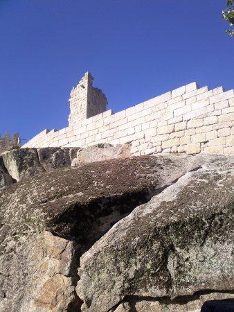 Castelo Novo, Πορτογαλία: muralhas