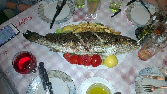 Prines, กรีซ: Giannikos Taverna