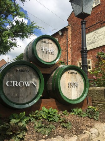 Marston Montgomery, UK: The Barrels