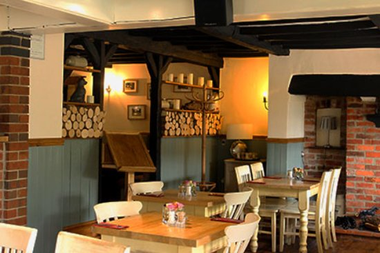 Marston Montgomery, UK: Restaurant