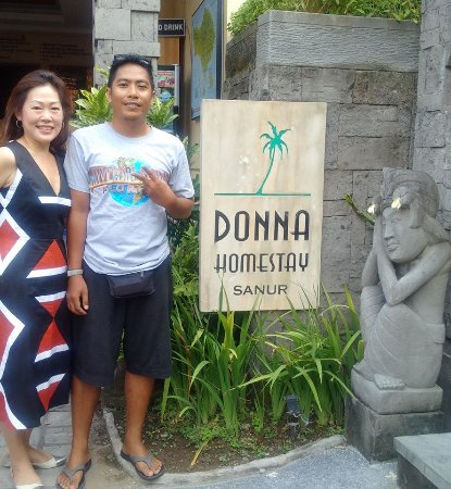 Donna Homestay Tour