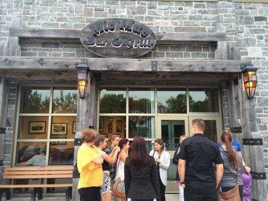 Dartmouth, Kanada: Endroit magnifie pour les groupes