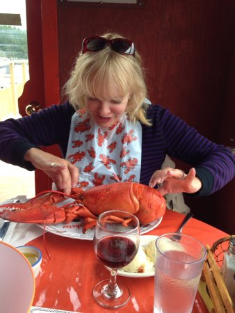 Doyle Sansome & Sons Lobster Pool: Matilda was good