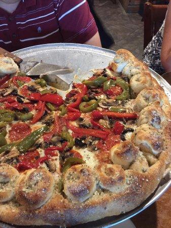 Port Saint Lucie, FL: Garlic Knot Pizza