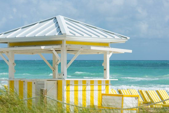 Hilton Cabana Miami Beach Hut