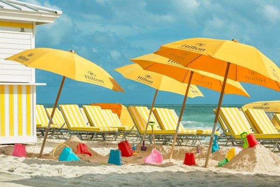 Hilton Cabana Miami Beach Umbrella