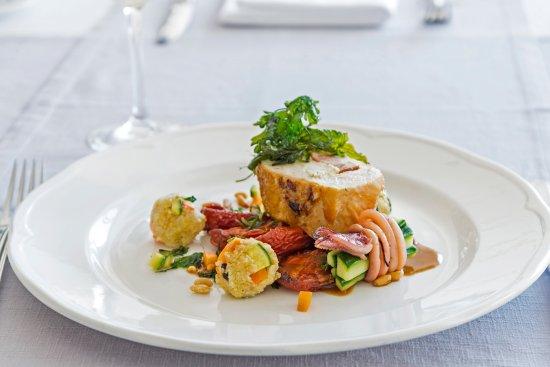 "Kydon, The Heart City Hotel : ""Square"" Restaurant a la carte"