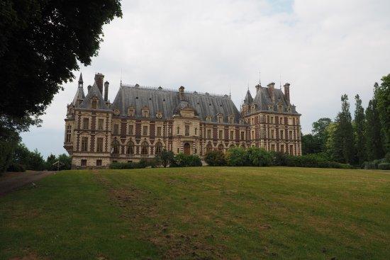 Château de Villersexel : Aussenansicht