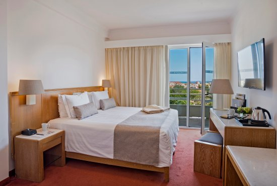 Kydon, The Heart City Hotel: Double Room with Old Town View