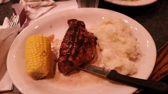 Andrew's Open Pit Restaurant: Some of the food