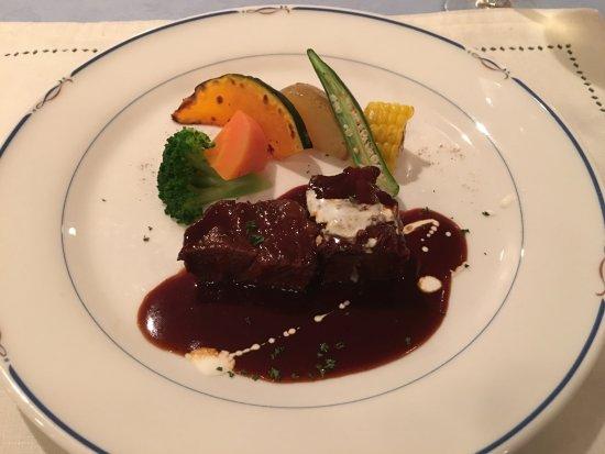 Kitashiobara-mura, Ιαπωνία: 牛肉煮込み