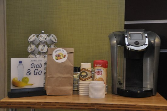 BEST WESTERN Royal Oak Inn: 24 Hour Coffee Station