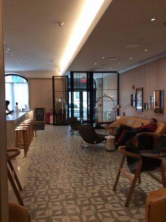 The GEM Hotel Chelsea: Lobby