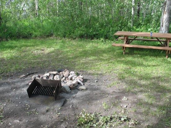 Saint Mary, MT : Campsite