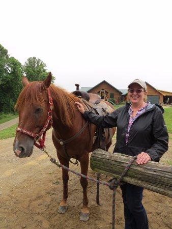 Adamsville, OH: Happy Trails!