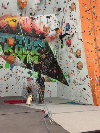 Teton Rock Gym: photo2.jpg