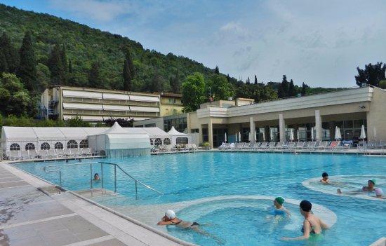 Monsummano Terme, Italy: veduta terme