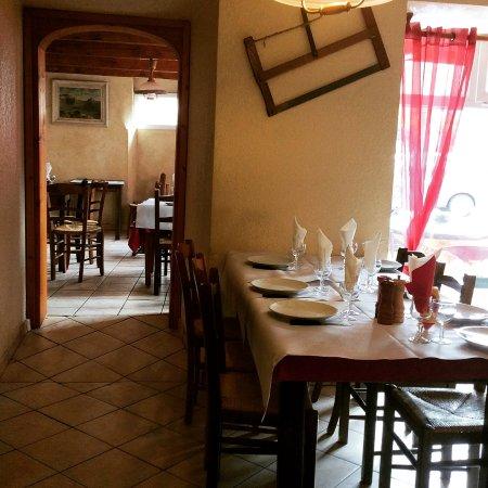 Chez monique le brignon restaurant avis num ro de for Ambiance cuisine nice