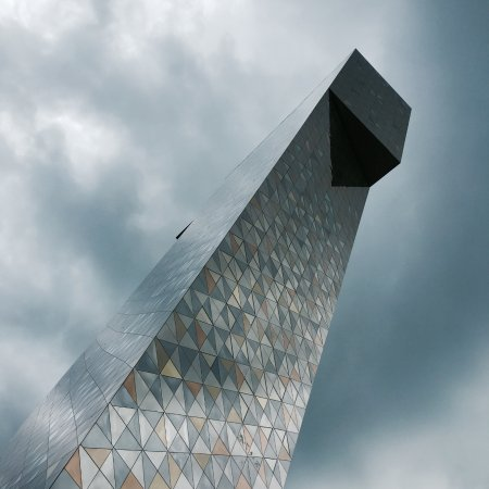 Kista, Zweden: Exteriörbild Scandic Victoria Tower