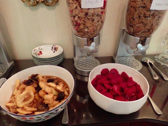 11 Belford Place : Breakfast