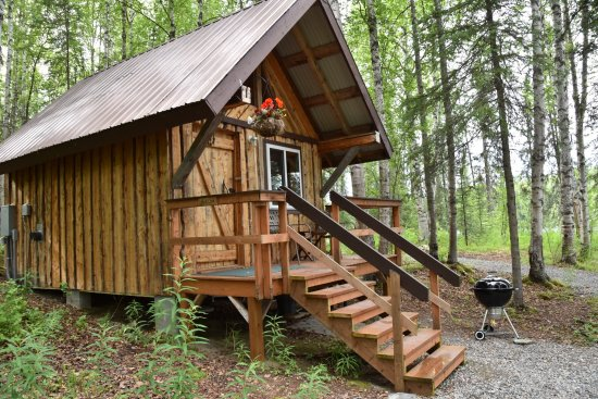 Talkeetna Lakeside Cabins Picture