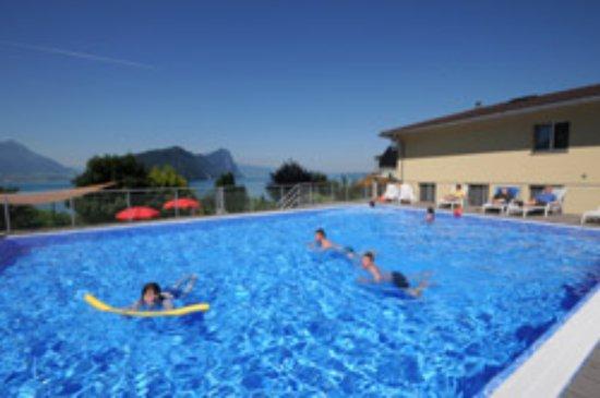 Camping Vitznau: Pool