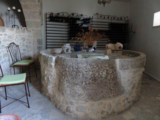 Villa Kerasia: The beautiful olive press